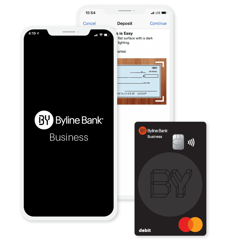 Online And Mobile Banking Graphic Business 800x800